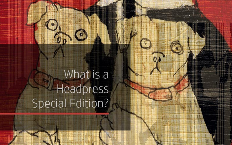 What is a Headpress Special Edition?