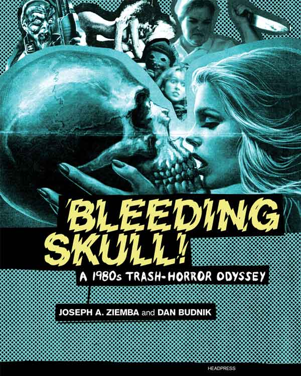 Bleeding Skull!
