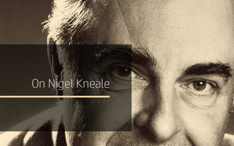On Nigel Kneale