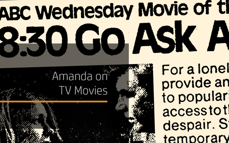Amanda on TV Movies