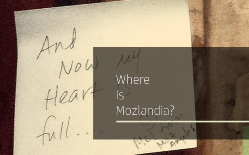 Where Is Mozlandia?