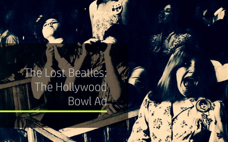 The Lost Beatles: The Hollywood Bowl television ad