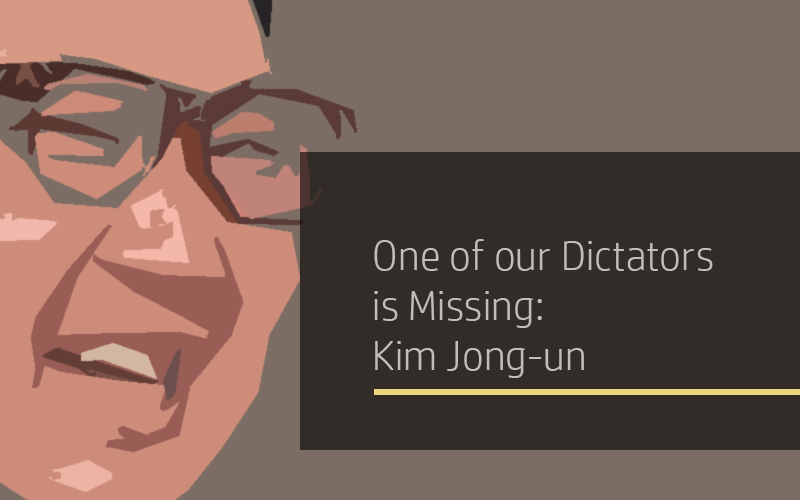 One Of Our Dictators Is Missing