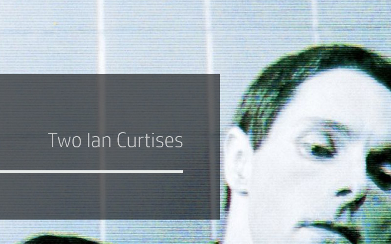 Two Ian Curtises