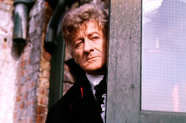 Doctor Who Spearhead from Space Jon Pertwee
